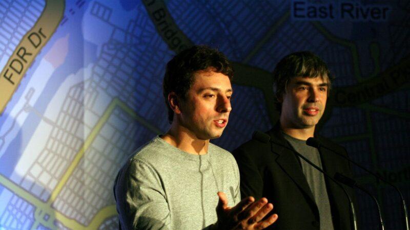 谷歌聯合創始人辭職 「一個時代的結束」