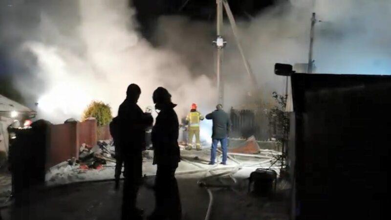 波蘭滑雪勝地氣爆 威力強大炸毀一棟建物
