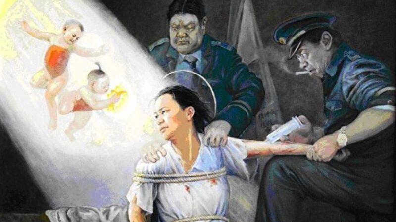 白马垄劳教所药物迫害 法轮功学员被致疯