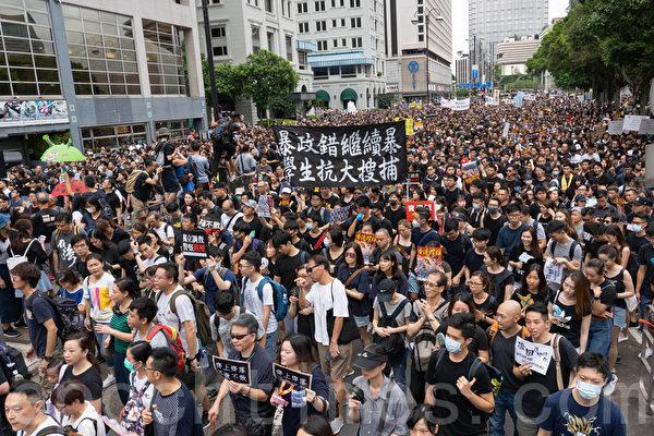 大陆网友翻墙:致亲爱的香港人
