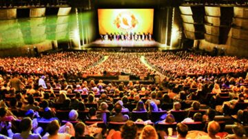 【十大国际新闻之九】神韵2019年全球巡回演出 缔造艺文奇迹