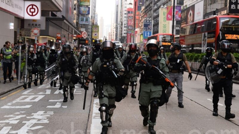 學者:香港下一輪大衝突很快會來