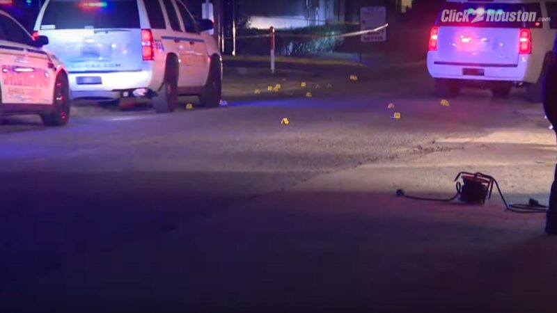 拍MV遭伏击 美休士顿枪击案酿至少2死7伤