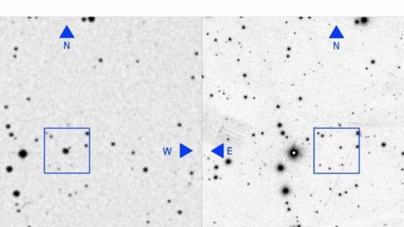 半個世紀內百顆恆星神秘消失