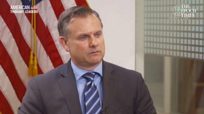 白宫前国安委高级主任:中共是美国最大的威胁