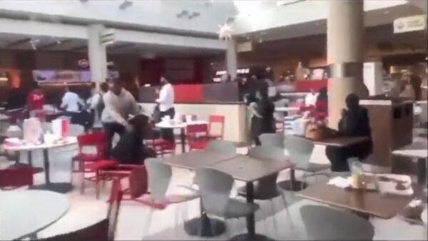 亞特蘭大購物商場傳槍響 食客四散釀1傷 孕婦受驚