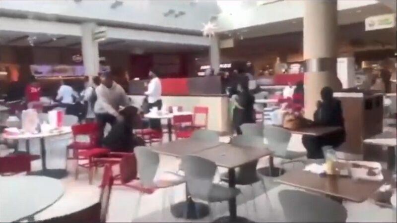 亚特兰大购物商场传枪响 食客四散酿1伤 孕妇受惊