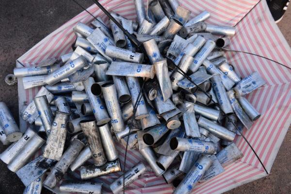 從港警濫用化武看催淚彈對健康的危害