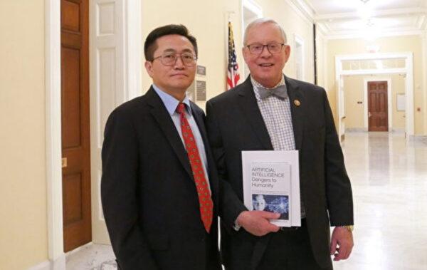 美国会议员:中共将垮台 支持中国人退党
