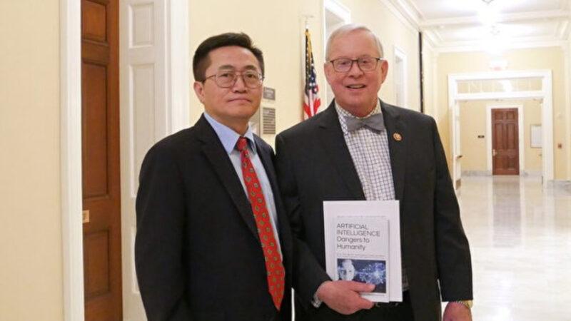 美國會議員:中共將垮台 支持中國人退黨