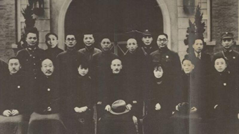【历史回眸】西安事变中的蒋介石(组图)