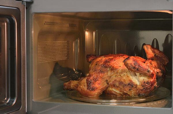 讓食物更安全美味 微波爐熱菜注意事項(多圖)