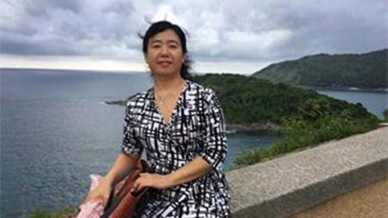 北京國保局610 非法綁架秘密關押韓非女士