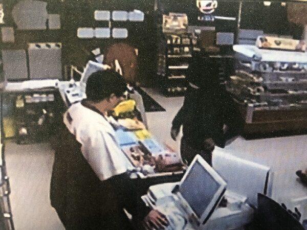台南男子连抢3超商 店员壮硕不敢硬来得600元被逮