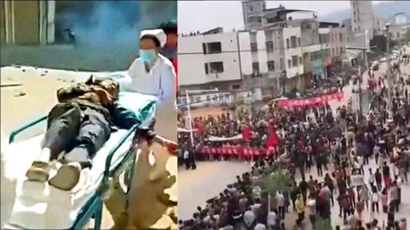 """""""时代革命""""吓坏中共 广东火葬场被紧急叫停"""
