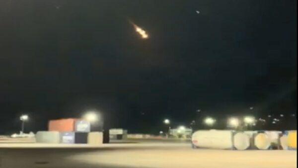 火球從天降 關島民眾擔心朝鮮「送禮」來