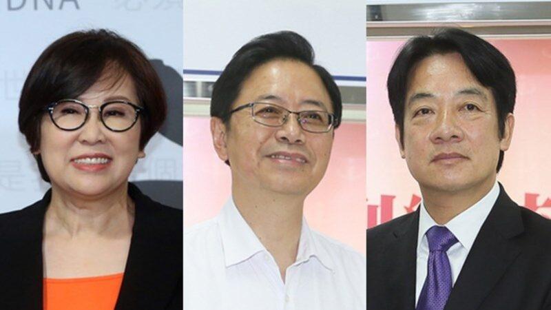 【直播回放】台灣副總統候選人電視政見會