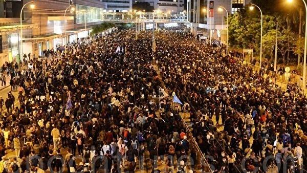 """海风:香港,天灭""""红龙""""的一把利剑"""