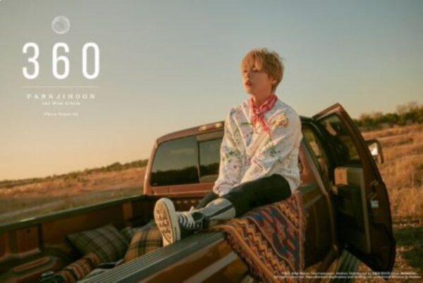 朴志訓《360》收錄在煥作品 摘7區iTunes冠軍