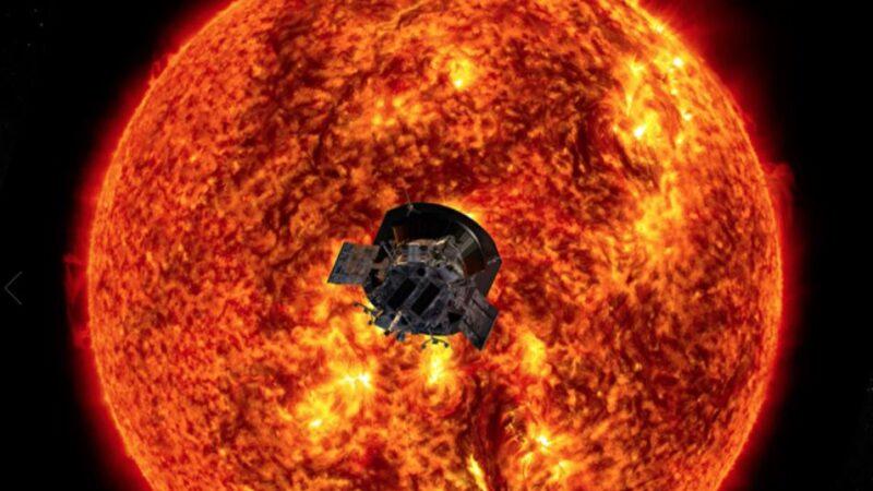 "NASA探测器首次""触摸""太阳 发现神秘活动"