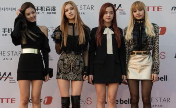 BLACKPINK两曲获Gaon白金认证 韩团第一
