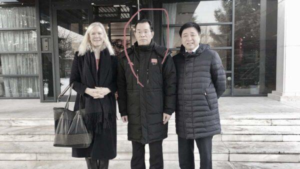 涉嫌暗助中共 瑞典前大使被訴「勾結外國勢力」