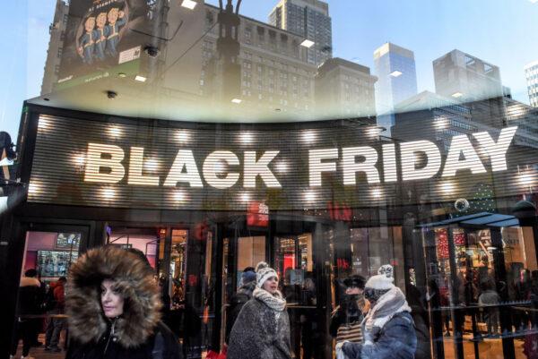 「黑色星期五」網購熱潮 達74億美元破紀錄