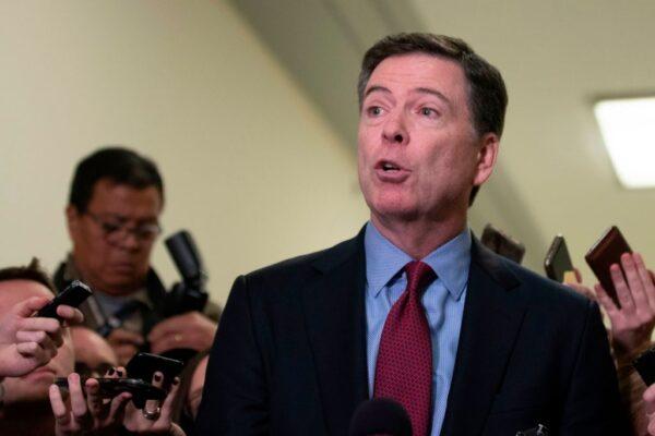 通俄調查被抓包 前FBI局長科米承認「確實草率」