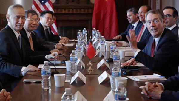 胡平:對貿易戰第一輪的盤點