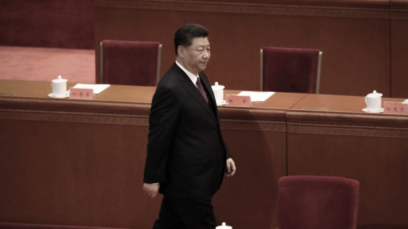 「遷都」遇阻?丁薛祥接任首規委主任 蔡奇被免