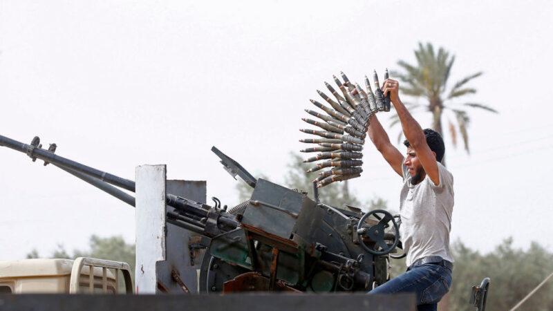 民航機若載運武器 利比亞國民軍揚言擊落