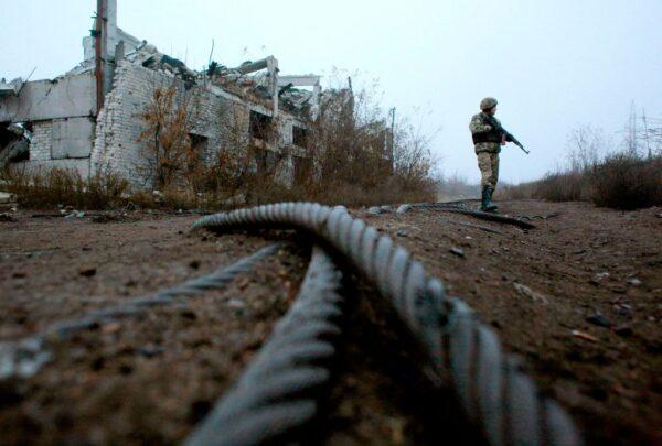與叛軍換囚 烏克蘭擬釋放鎮暴警察惹議