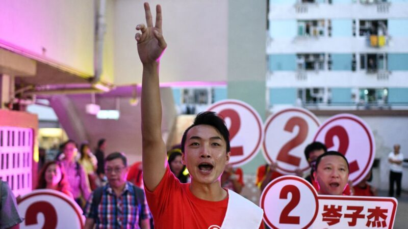 香港3成議員不滿30歲 學者:年輕人可帶領改革