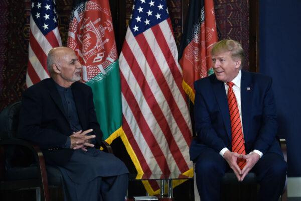 和談協議破局3個月後 美國與塔利班恢復談判