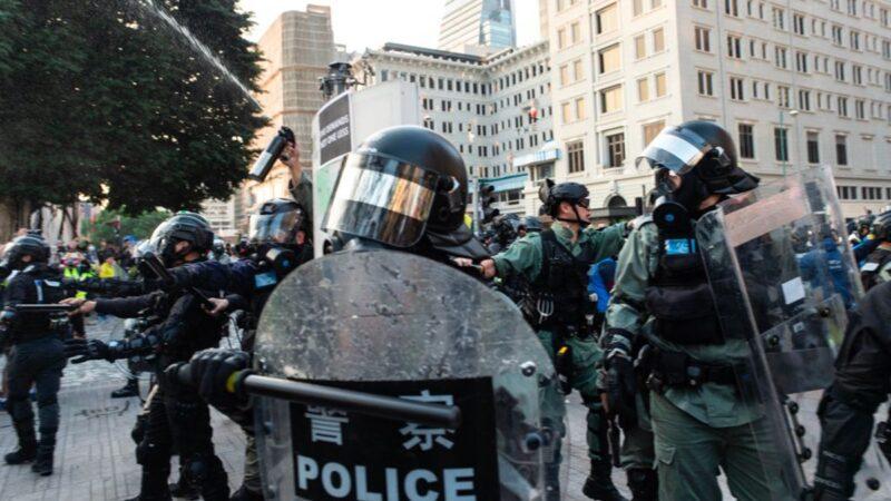 港警抹黑抗爭者被揭穿 立馬改口