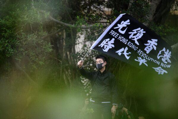 谈论香港 加国中学生遭霸凌