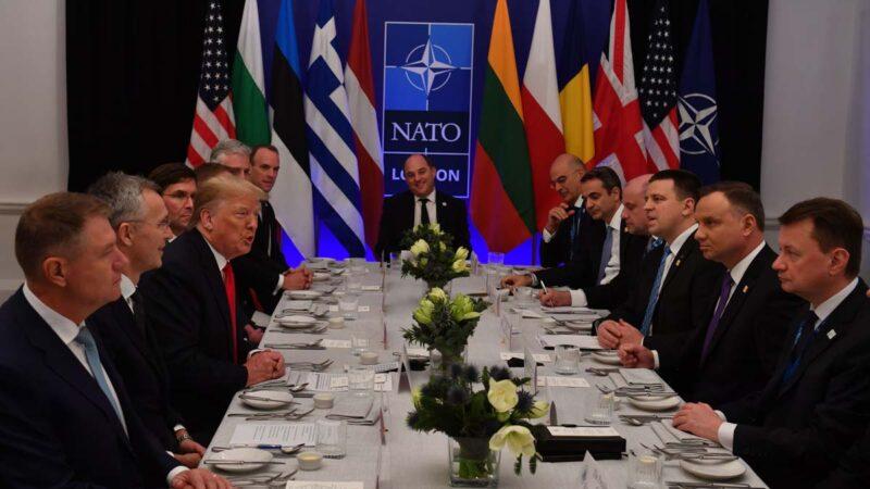 北约历史首次!中共威胁写入29国联合声明