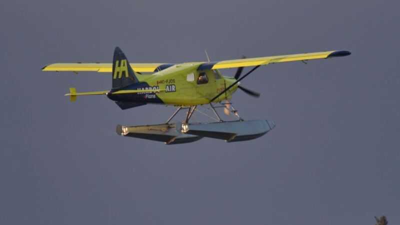 电子航空时代来临 全球首架商用电动飞机试飞成功