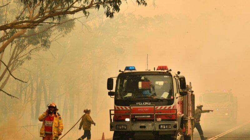 悉尼烟霾达危险级11倍 医师:进入公卫紧急状态