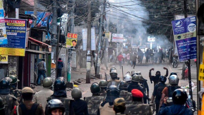 印度反公民法修正 暴力示威漫延东北多省至少3死