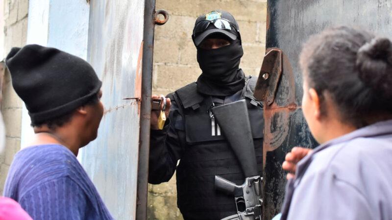 宏都拉斯监狱帮派拥枪火拼 至少18死16伤