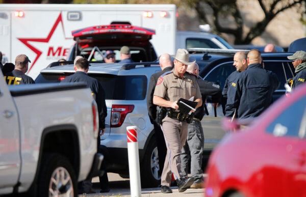 歹徒闖德州教堂開槍遭撃斃 釀2死1重傷