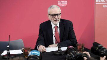 工黨曝光機密文件 指首相誤導選民 約翰遜否認