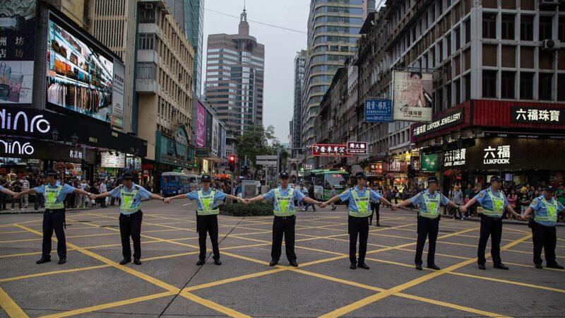 澳门多名媒体人遭恐吓 香港记者入境也被拒