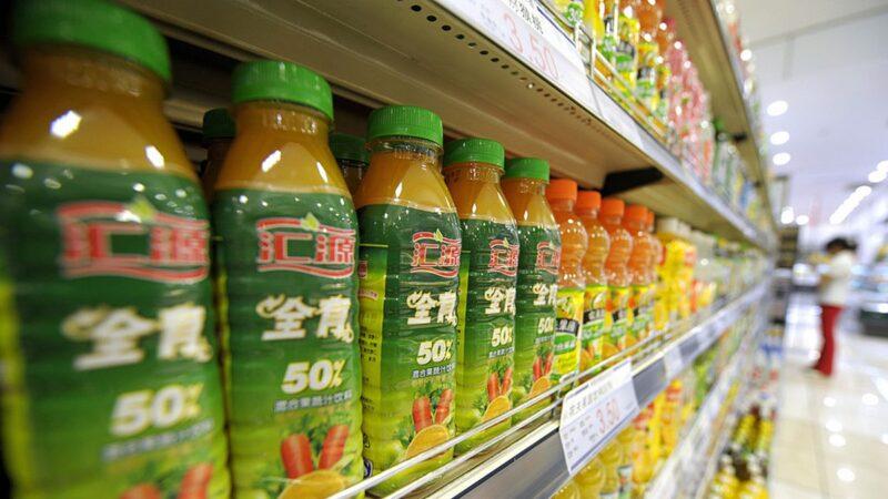 【今日焦点】汇源果汁遭遇寒冬 41亿资产被冻结