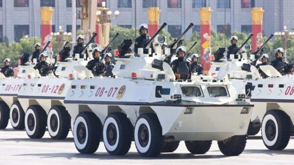 美軍上將:必須做好與中共開戰準備