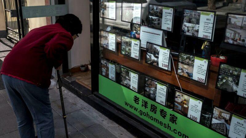 中國房企驚現破產潮 專家:80%開發商會死掉