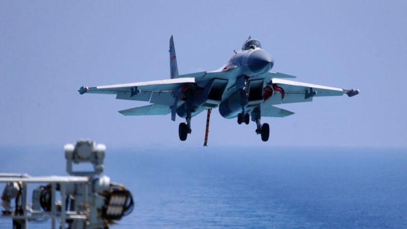 俄媒:中共95%武器有俄羅斯血統