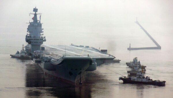 中共擱置核航母計劃 一文件再曝戰機致命缺陷