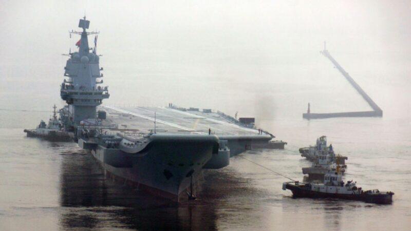 中共搁置核航母计划 一文件再曝战机致命缺陷